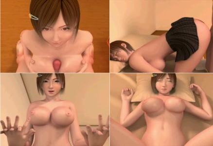3D Incest Hentai Video  Doll House 2nd episode.