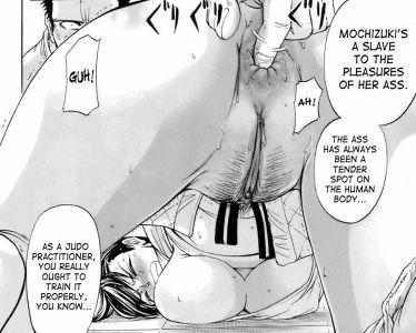 Ass-centered english hentai manga