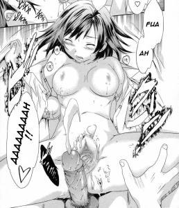 english translated hentai manga by Cuvie