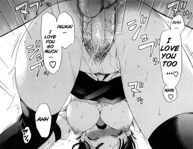 Cute and kawaii hentai manga