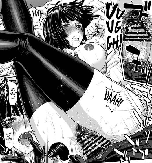 Fubuki as I always fantasized how she must be