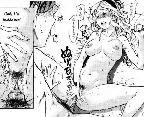free hentai manga by Shiwasu No Okina